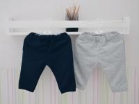 Набор брюк (серые, синие)