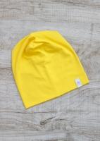 Шапка (желтая)