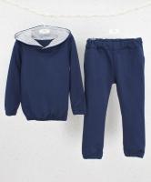 Спортивный костюм (синий)